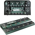 Kemper Profiler + Remote Profiler Amplifier Head in Black with Profiler Remote Foot Controller