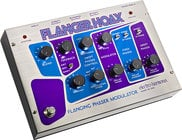 Phaser / Flanger Modulator Effects Pedal