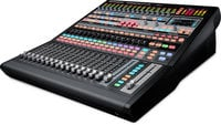 Ethernet/AVB Control Surface for StudioLive RM Mixers with 18 Touch-Sensitive Moving Faders