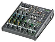 4-Channel Mixer with Onboard Effects Engine