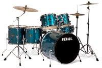 "Imperialstar Series ""Ready to Rock"" Kit in Hariline Blue Finish"