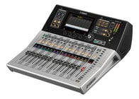 Digital Mixing Console with 17 Motorized Faders and 16 XLR-1/4