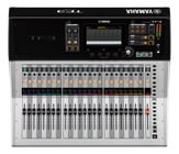 "Digital Mixing Console with 25 Motorized Faders and 24 XLR-1/4"" Combo Inputs"