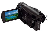 "4K/30p Camcorder with 1"" Sensor"
