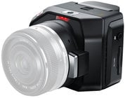 Blackmagic Design Micro Cinema Camera Miniaturized Digital Film Camera - Body Only
