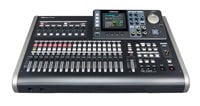 "Digital Portastudio 24-Track Recorder with (8) XLR-1/4"" Combo Inputs"