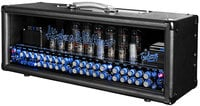 Hughes & Kettner TRIAMP3H TriAmp Mark 3 150W Guitar Tube Amplifier Head with Footswitch