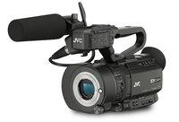 JVC GY-LS300CHU 4KCAM Handheld Super 35 Camcorder Body