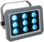 Quad RGBW LED Bar Flood Light