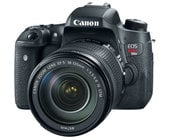 24.2 MP DSLR with EF-S 18-135mm Lens