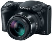 20MP PowerShot SX410 IS Kit in Black