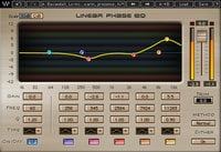 5-Band Parametric EQ Plugin
