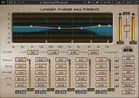 Waves Linear Phase Multiband Compressor 5-Band Mastering Compression Plugin