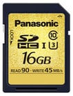 Ultra-High Speed 16GB Class 10 SDHC Card