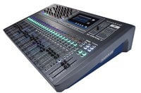 "Soundcraft SI-IMPACT Si Impact Digital Mixing Console with 32 Mic/Line Inputs, 5"" Touchscreen, 32x32 USB Audio Interface, and 26 Motorized Faders"