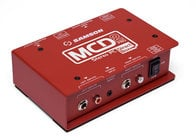 Samson SAMCD2PRO Stereo PC Direct Box