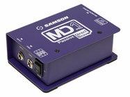 Samson MD1PRO Mono Passive Direct Box