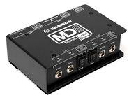 Samson SAMD2PRO Stereo Passive Direct Box