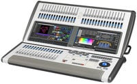 Avolites 30-01-4000-P Sapphire Touch Professional DMX Lighting Console Package