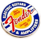 Fender 910-0287-000  Guitars and Amps Logo Magnet Clip