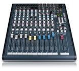 14 Channel Broadcast Mixer Console