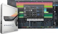 PreSonus Studio One 3 Professional Advanced Digital Audio Workstation - Box & Key Card