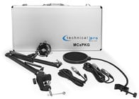Technical Pro MCXPKG  Condenser Microphone Starter Package