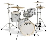 Pacific Drums New Yorker 4-Piece Shell Pack with Diamond Sparkle Finish