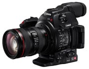 Cinema EOS Super 35mm Digital HD Video Camera with EF 24-105mm f/4L IS USM Lens