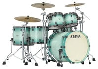5 Piece Starclassic Bubinga Shell Pack in Light Jade Burst Finish