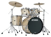 4 Piece Starclassic Performer B/B Shell Kit in Champagne Sparkle Finish