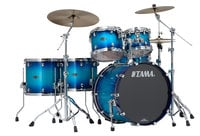 5 Piece Starclassic Performer B/B Shell Kit in Twilight Blue Burst Finish