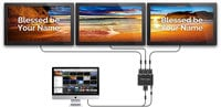 Software Expansion for Multi-Screen Presentations, Mac Version