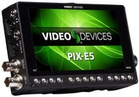 "Video Devices PIX-E5 5"" 1920 x1080p 441 ppi Portable Recording Field Monitor with 3G-SDI/HDMI"