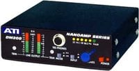 D/A Converter, Stereo, 24 Bit/96kHz, Metered with Headphone Monitor