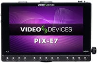 "Video Devices PIX-E7 7"" 1920 x 1200 Portable Recording Field Monitor with 3G-SDI/HDMI"