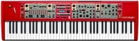 Nord USA Stage 2 76-Key Keyboard Workstation and Synthesizer with Hammer-Action Keys