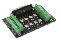 Interactive Technologies CueServer Mini 48 Terminal I/O Expansion Board