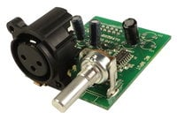 Line 6 50-02-4017-2  Mic In PCB Assembly for Spider Jam