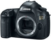 Canon EOS-5DS-KIT EOS 5DS Kit 50.6MP DSLR Camera Body Without Lens