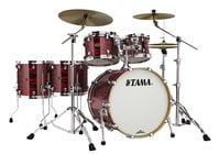 5 Piece Starclassic Performer B/B Shell Kit in Red Oyster Finish