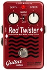 EBS Red Twister Guitar Edition Chorus + Flange Guitar Effects Pedal EBS-RT-GE
