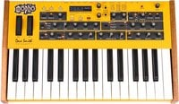 32-Key Monophonic Analog Synthesizer