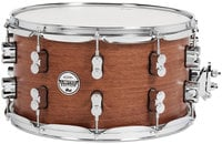"8""x14"" LTD 18-Ply Bubinga/Maple/Bubinga 10-Lug Snare Drum"