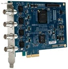 Four Input SDI or DVB-ASI Video Capture Card with SimulStream