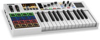 25-Note USB MIDI Keyboard Controller with X/Y Touch Pad