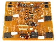 Channel 1 Left Amp PCB Assembly for XM610