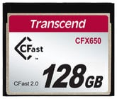 128GB 3400x CFast 2.0 CFX650 Memory Card - 510MB/s Read, 370MB/s Write