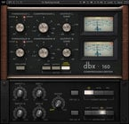 Waves dbx 160 Compressor/Limiter Plugin