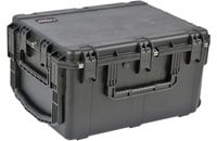 "iSeries Pro Audio Utility Case with Wheels, 29""x22""x16"", Empty"